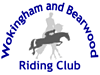 Wokingham and Bearwood Riding Club  - Home page on WebCollect